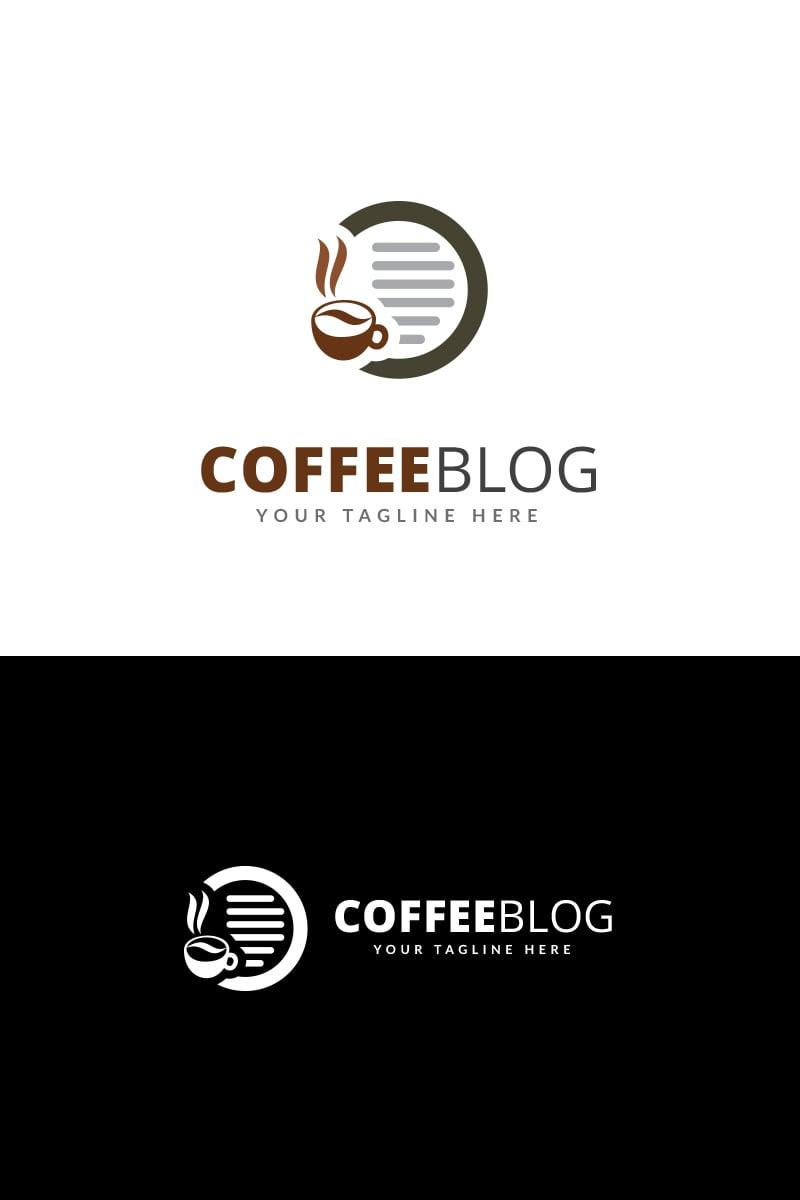 Coffee Blog Logo Template - screenshot