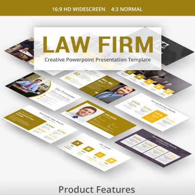 Law PowerPoint Templates | Law PPT Template | TemplateMonster