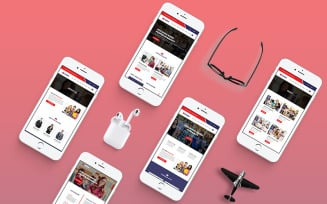 Eduhome - Education Website Template