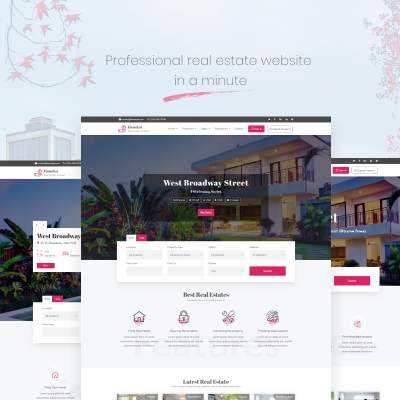 Temas WordPress para Sitios de Agencias Inmobiliarias