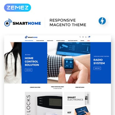 Preview image of SmartHome - AMP Home Electronics