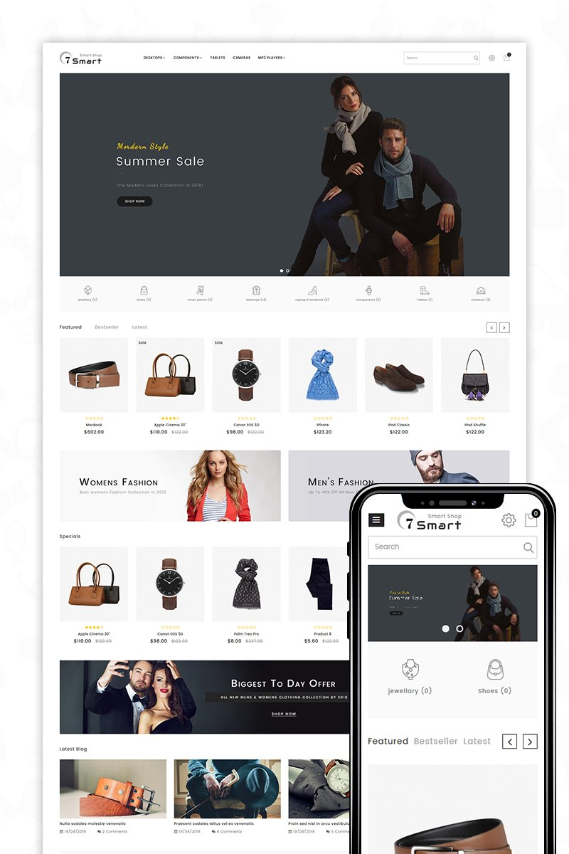 Website Design Template 68877 - bootstrap ajax multipurpose services easy installation premium retina