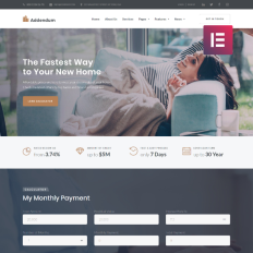 SEO Friendly WordPress Real Estate Themes