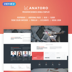 327 best joomla business templates template monster anatoro consulting it presentor business wajeb Choice Image