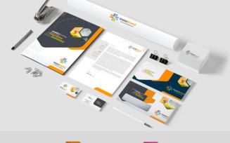 Creative Branding Identity Stationery Pack - Corporate Identity Template