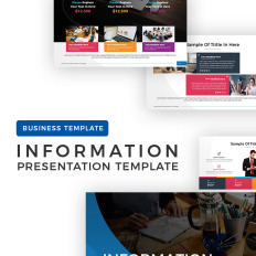Sports outdoors travel powerpoint templates templatemonster information business presentation toneelgroepblik Gallery