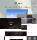 Website Template  #68955