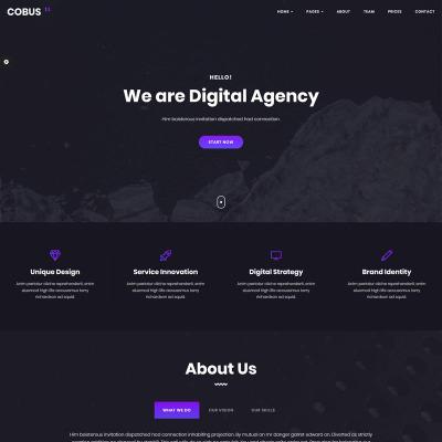 58+ Best Design Studio Website Templates