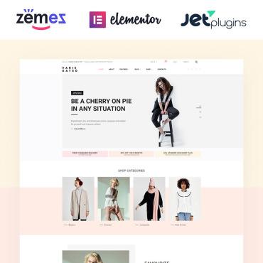 Купить  пофессиональные WooCommerce шаблоны. Купить шаблон #69021 и создать сайт.