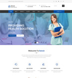 Website Template  #69076