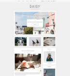 WordPress Theme  #69077