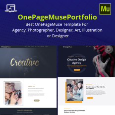 Design Photography Muse Templates Templatemonster