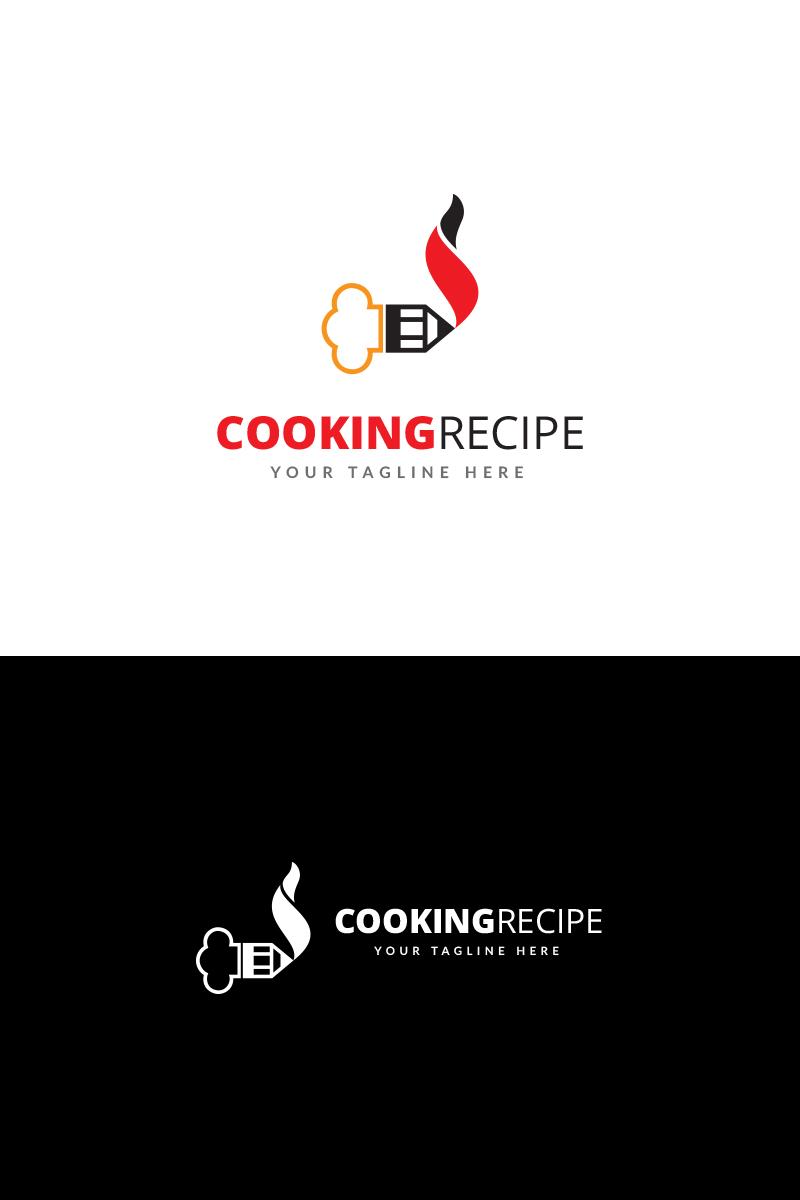 Cooking Recipe Logo Template