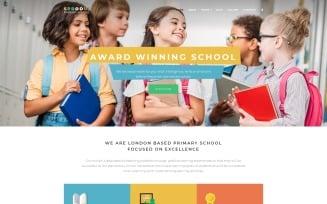 Sproout - Primary School Modern Joomla Template