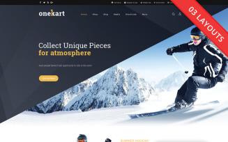OneKart Multipurpose Store WooCommerce Theme