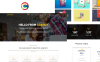 Creative Agency Landing Page Template Big Screenshot