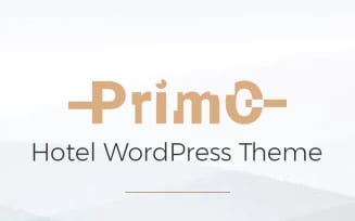 Primo - Hotel WordPress Elementor Theme