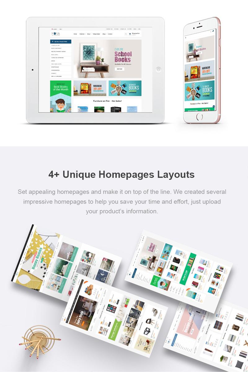 Tema magento 69310 per un sito di arredamento e design for Siti di design e arredamento