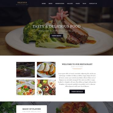 Preview image of DELICIOUS - Restaurant