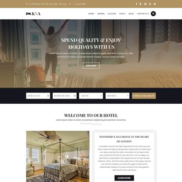 Preview image of KNA - Hotel, Resort and Holiday