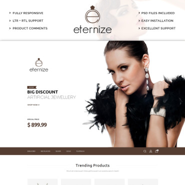 Preview image of Eternize Jewelry Store