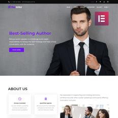 725 best wordpress business themes 2018 templatemonster keynotez business service elementor wpml ready wordpress template wajeb Image collections