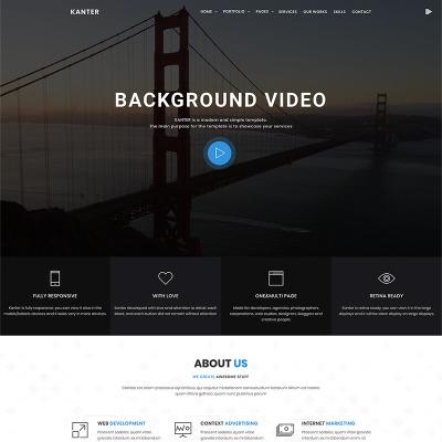 Modele Site Web | Modèles Web | Template site Web | TemplateMonster