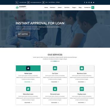 Preview image of DAMMPY - Finance, Loan and Consulting