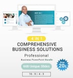 PowerPoint Template  #69534