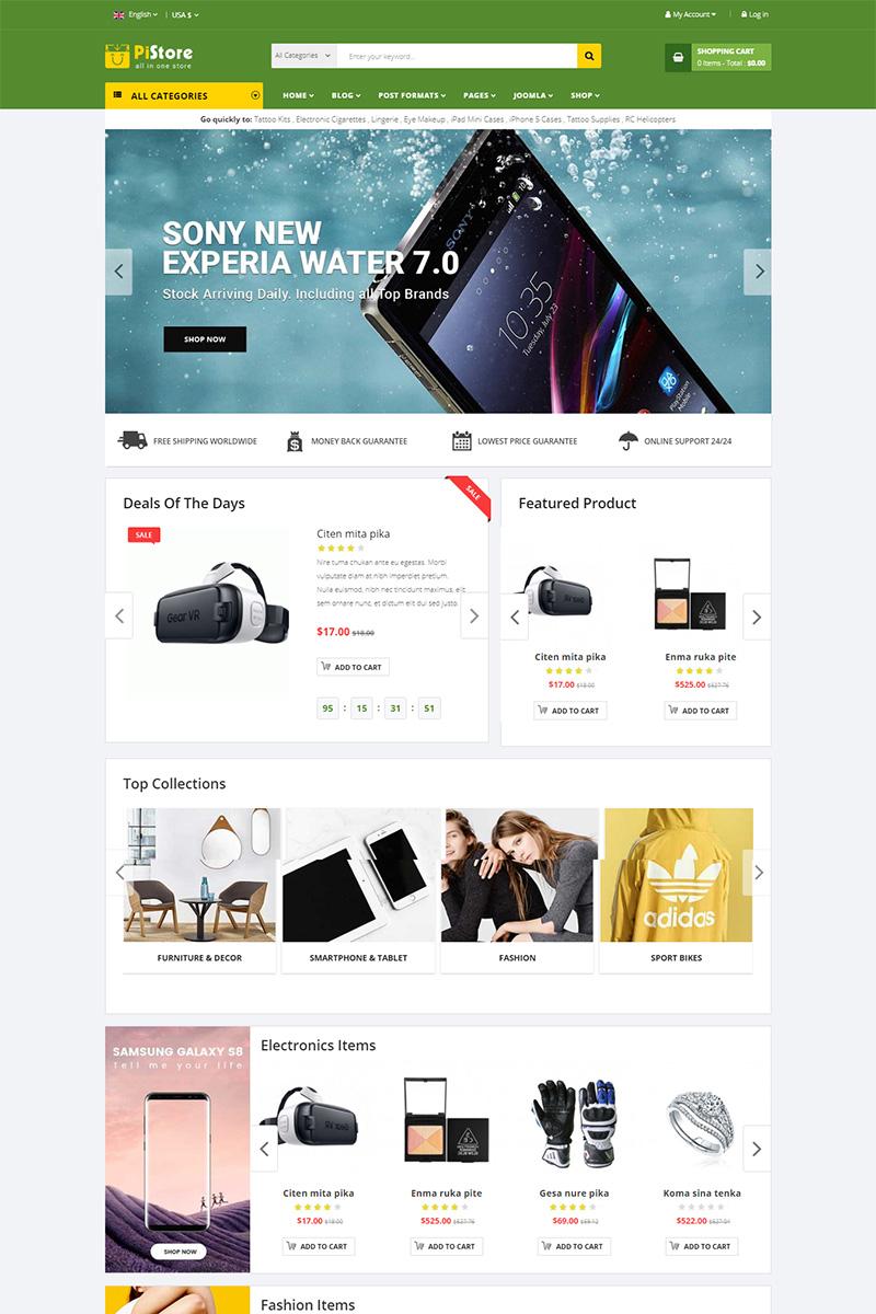 ac63fbf6504a1b Website Template #69541 Digital Fashion Furniture Custom Website Template  Digital Fashion Furniture Website Design Templates