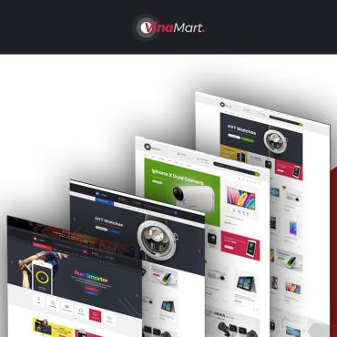 Купить  пофессиональные WooCommerce шаблоны. Купить шаблон #69549 и создать сайт.