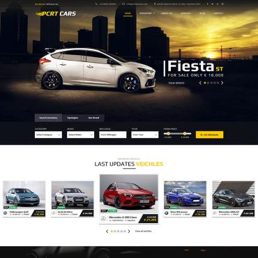 Preview image of Pcrt Cars - Automotive Car Dealer