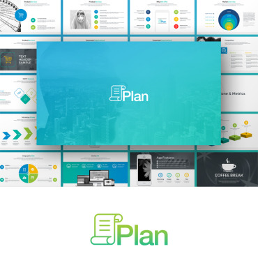 Preview image of Plan - Business Plan & Infographic