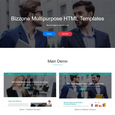 Preview image of Bizzone - Multipurpose Business