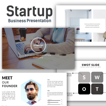 Preview image of Startup Business Presentation