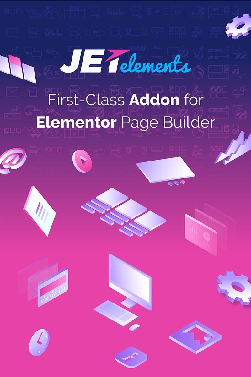 JetElements - Addon for Elementor Page Builder №69508
