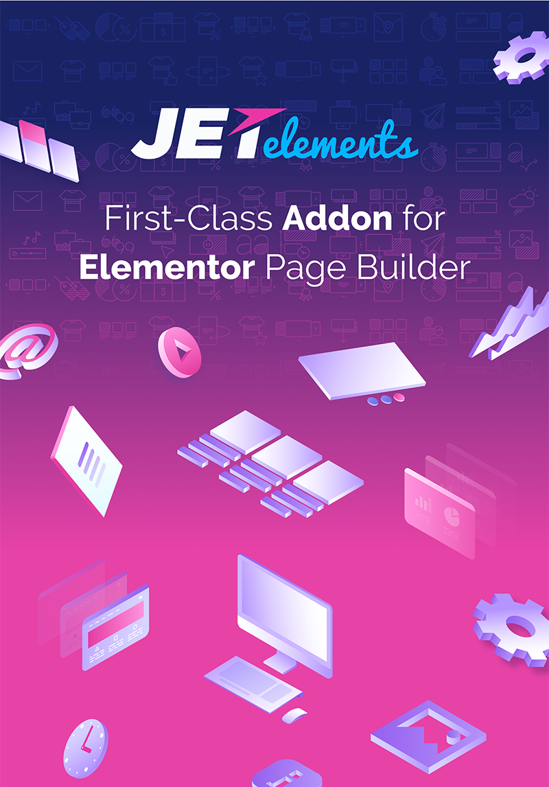 Live preview for JetElements - Addon for Elementor Page