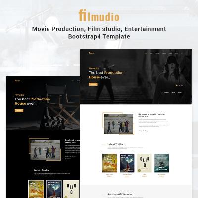 Filme Vorlagen, Filme Website Vorlagen