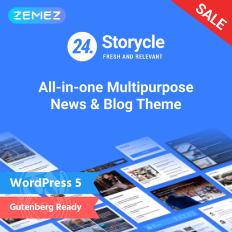 WordPress Themes - 2019's Best Responsive WordPress Templates