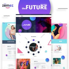 220 best business services website templates templatemonster