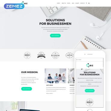 Preview image of 4Biz - Elegant Business Corporate