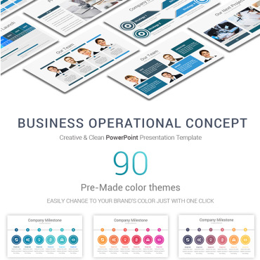 Preview image of Business Operational Concept