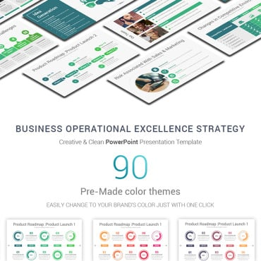 Preview image of Business Operational Excellence Strategy
