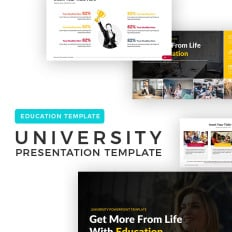 Powerpoint templates physical education template monster university education powerpoint template for teachers toneelgroepblik Image collections