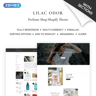 Preview image of Lilac Odor - Perfume Shop