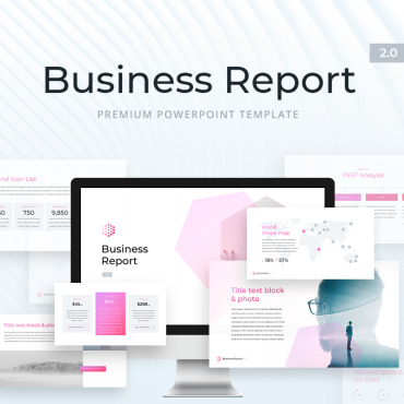 Preview image of Business Report  2.0