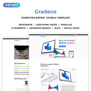 Preview image of Gradeco - Computer Repair