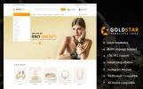 GoldStar - Jewelry Shop OpenCart Template