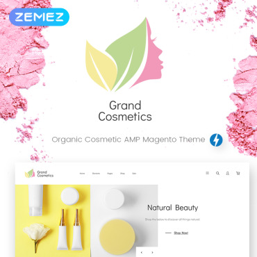 Preview image of GrandCosmetics - Cosmetics Store