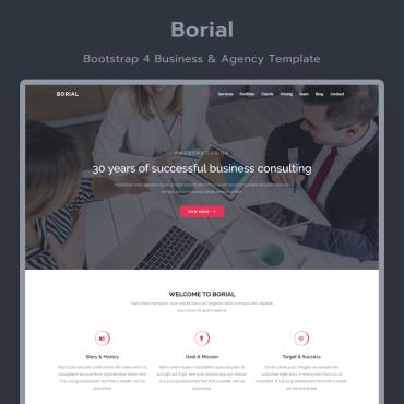 Preview image of Borial - Responsive